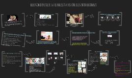 Copy of Reflexionado sobre la tecnologia y  los vinculos interpersonales