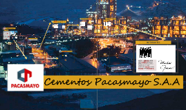 Copy of  Planeamiento Estratégico - Cementos Pacasmayo