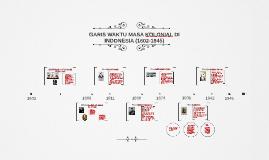 GARIS WAKTU MASA KOLONIAL DI INDONESIA