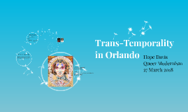 Trans-Temporality in