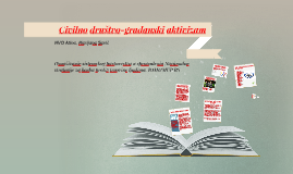 Civilno društvo-građanski aktivizam
