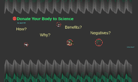 Donate Your Body to Science