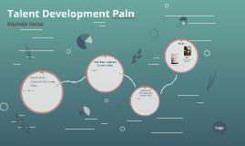 Talent Development Paln