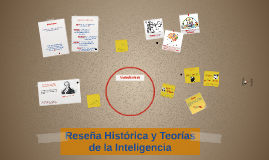 Reseña Histórica y Teorías de la Inteligencia