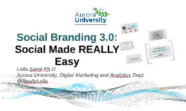 Social Branding 3.0