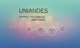 UNIANDES