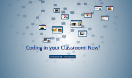 Coding in your Classroom, Now!