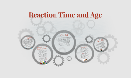 Reaction Time and Age