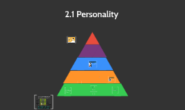 2.1 Personality