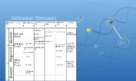 Nebraskan Dinosaurs