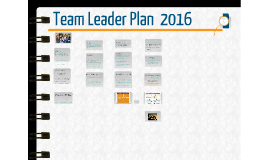 Plan to Grow!  Promote to Team Leader 2016