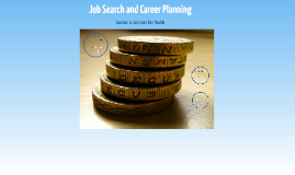 Job search and career planning seminar 1