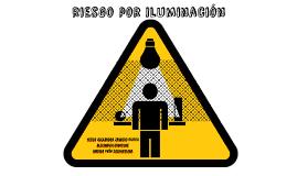 riesgo por iluminacion