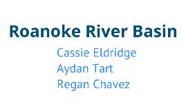 Roanoke River Basin