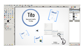 Tito - Menu search in The Gimp