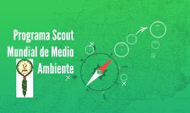 Programa Scout Mundial de Medio Ambiente