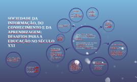 EMERGÊNCIA DE UM NOVO PARADIGMA SOCIAL
