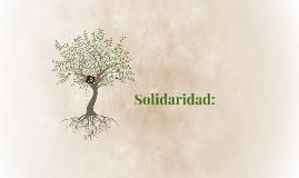 Solidaridad: