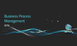 Business Process Managment
