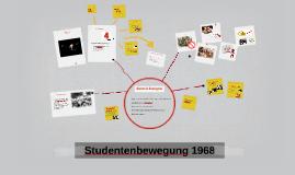 Studentenbewegung 1968