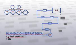 Copy of PLANEACION ESTRATEGICA