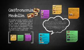 Gastronomía Medellí