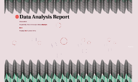 Data Analysis Report