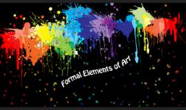 Yr6 Elements of Art