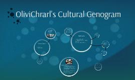 OliviChrarl's Cultural Genogram