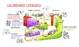 Calendario liturgico para niños