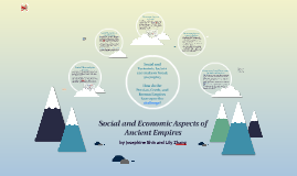 Social and Economic Aspects of Ancient Empires