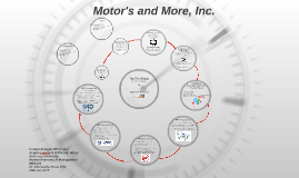 MBA533 Motors and More, Inc.