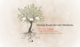 Copy of Strong Roots for our Students