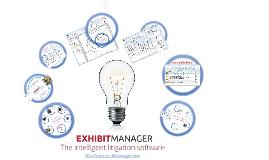 2018 ExhibitManager Presentation