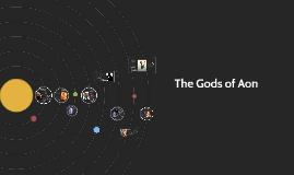 The Gods of Aon