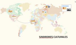 Sindrome cultural