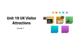 Unit 19 UK Visitor Attractions