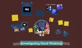 Copy of Hand Washing