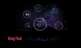 Using Flash at Night