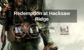 Redemtion at Hacksaw Ridge