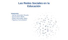 Copy of Las Redes Sociales en la Educación