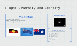 Flags: Diversity and Identity