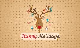 Copy of Christmas Prezi - (Shared from Prezi University)