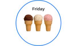 Ice Cream- 2 scoops for $2