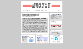 ADVOCACY & OT