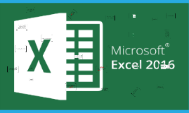 Getting to know Excel