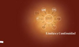 Limites y Continuidad