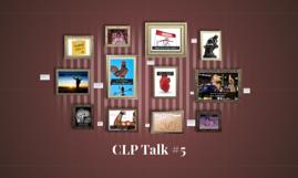CLP Talk 5 Loving God