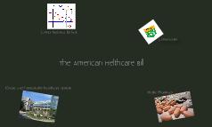 The American Healthcare bill