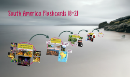 South America Flashcards 18-21
